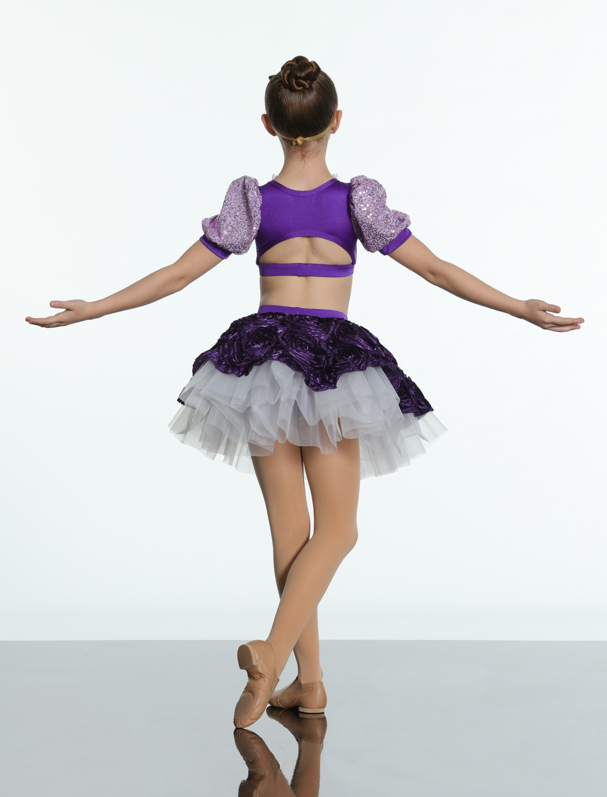 adult ballet shoe sizing