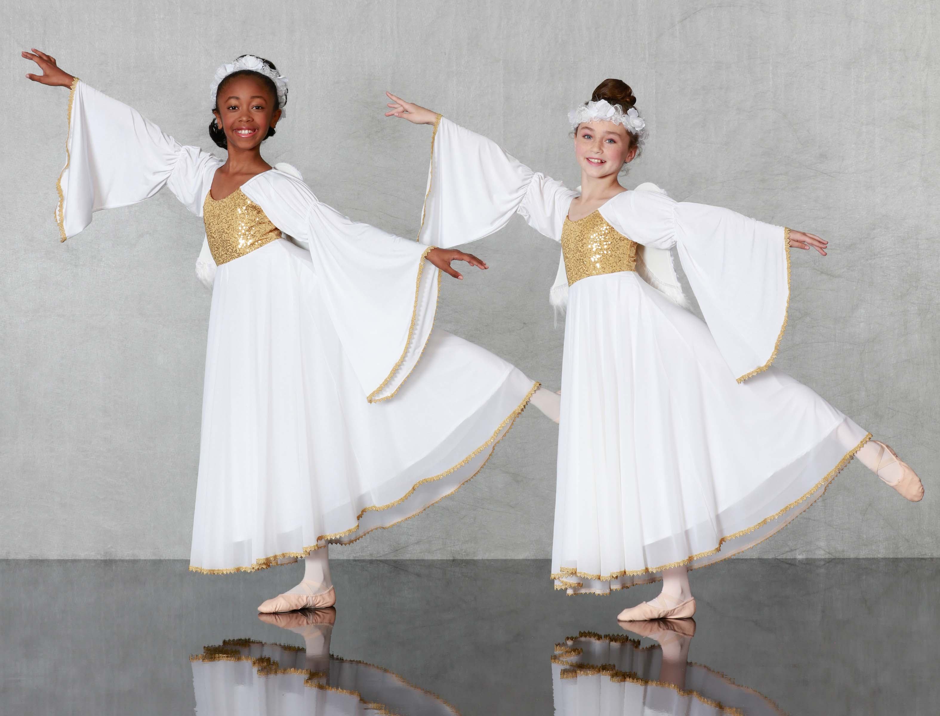 Georgie Girl Costumes Nutcracker Angels