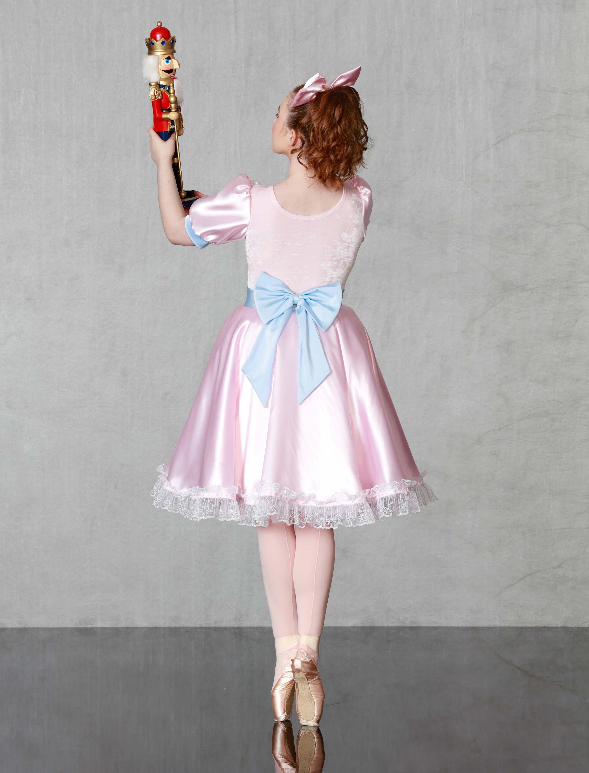 Georgie Girl Costumes - NUTCRACKER CHANTILLY CLARA