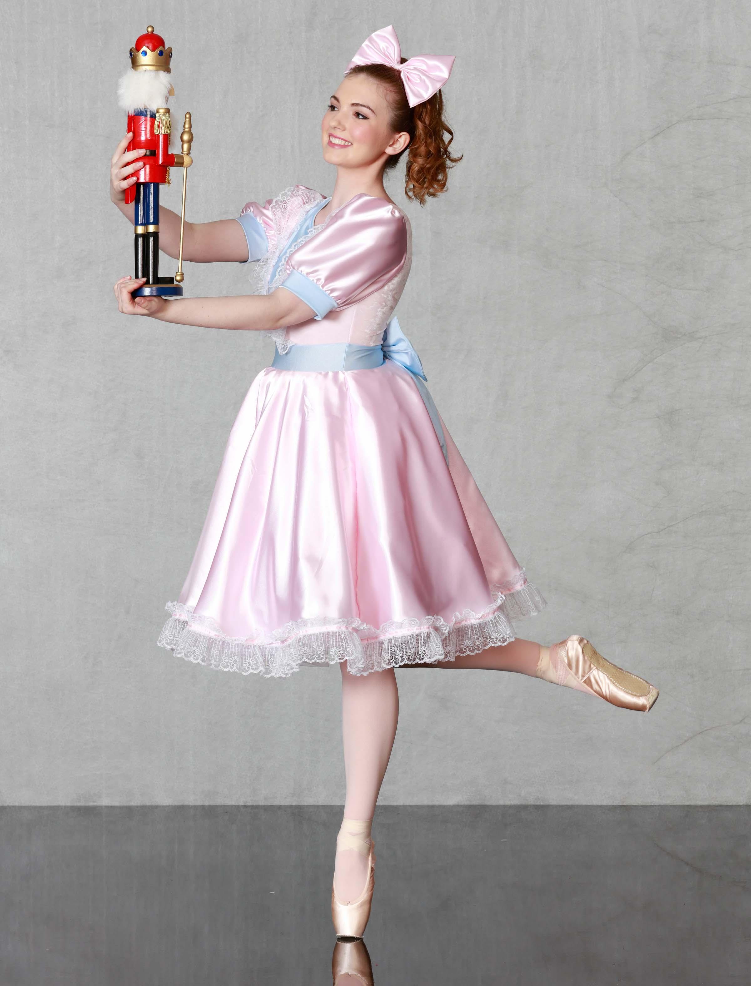 georgie girl costumes   nutcracker chantilly clara